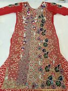 Heavy Embroidery Wedding/bridal Indian Bride/groom Dress/gown/sharara Hot Pink