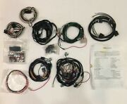 1958 1959 Chevy Truck All Models Us Made Complete Correct Wiring Harness Kit Alt