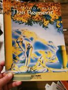 Moody Blues The Present Pvg Piano Vocal Guitar Sheet Music Free Usa Shipping