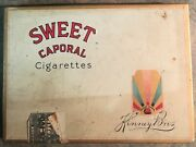 Vintage Sweet Caporal Cigarette Tin Imperial Tobacco