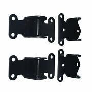 Solid Steel Chevy Motor And Chassis Mounts For 1976-90 Impala And Caprice 307 And350