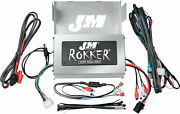 J And M Rokker Xxrp 4 Channel Amp Jamp-800hc06-ulp