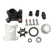 Water Pump Impeller Kit For 1974-2007 Johnson Evinrude 9.9 15 Hp Outboard 394711
