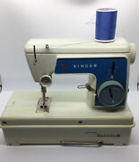 Vintage Singer Little Touch And Sew Sewing Machine