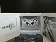 Final Fantasy Xiii Deluxe Pack W/ Lightning Dualshock 3 Controller Ps3 Rare