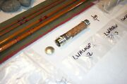 Custom Build Your Own Bamboo Fly Rod 323 South Bend Rebuilding Kit