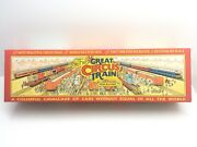 Walthers The Great Circus Train 5th Release 1967e Car 55 And 50 In Box