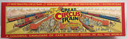 The Great Circus Train From Walthers 4th Release 1967d Car 59 And 63 Ho