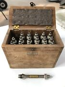 Gabb Accro-matic Vintage Wwii Radial Engine Compression Testing System Amazing