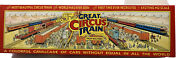 Walthers The Great Circus Train 11th Release 1967k Car 60 And 53 In Box Ho