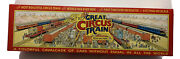 The Great Circus Train From Walthers 7th Release 1967g Car 54 And 64 Ho