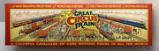 Walthers The Great Circus Train 2nd Release 1967b Car 56 And 51 New In Box Ho