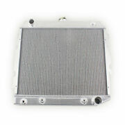 22 Wide 3 Rows For 1968-74 Dodge Mopar Plymouth Small Block Aluminum Radiator
