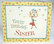 6 Vera The Mouse Hallmark Sister Birthday Greeting Cards And Env 1997 Lot 115