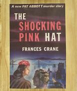 The Shocking Pink Hat By Frances Crane Rue Morgue Press Like New