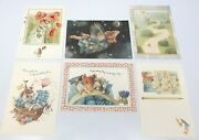 6 Assorted Vera The Mouse Hallmark Greeting Cards And Envelopes 1997 9