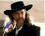 Keith Carradine Signed Autographed Deadwood Wild Bill Hickock Photo
