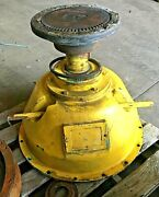 Twin Disc Pto Clutch High Horse Power Sae 00 Bell Housing 3 Friction Discs