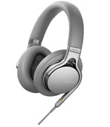 Sony Headphones Mdr-1am2 Silver/b High-resolution Sealed Folding From Japan