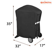 Waterproof Grill Cover For Weber Q1000 Q1200 Q200 Q2000 Q2200 Series Gas Grill