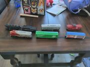 Vintage Ho Scale Train Lot Parts Repair Tyco Lionel Hong Kong
