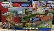 Fisher Price Thomas And Friends Trackmaster Castle Quest Set Trainset Never Opened