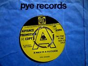 45. Ron Grainer   Man In A Suitcase Tv Theme 1967 Uk. Demo 7