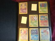 2002 Pokemon Near Complete Set Expedition W/ Holo Charizard And More 146/165