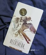 2017 1 Centenary Of The Battle Of Beersheba One Dollar Coin Limited Unc
