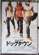 [signed] 'lords Of Dogtown' Catherine Hardwicke Japanese Poster + Official Loa