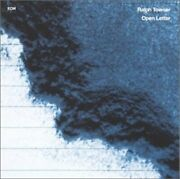 Ralph Towner - Open Letter - Cd - Import - Mint Condition