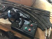 Lionel 1122 Post War 027 Remote Control Switches Very Nice Set With Box 1m