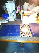 U.s.a. Penny Collection Super Great Started Set 197 Pennies 1909 To 2020pandd