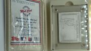Limited Edition Silver Mint-card Ken Griffey Jr. - Topps 1992 Silver