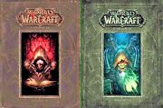 World Of Warcraft Chronicles Series Collection Set Books 1-2 Brand New