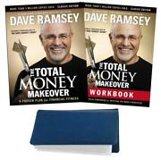 Dave Ramsey Total Money Makeover Set With Book, Workbook And Blue Starter Envelope