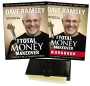 Dave Ramsey Total Money Makeover Set With Book, Workbook And Black Deluxe Envelope