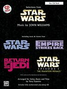 Star Wars Selections Bass Clef Book Book And Cd By John Williams And Tony