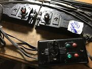 Lionel 1122 Post War 027 Remote Control Switches Very Nice Set 2p