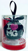 Madonna And Lola Material Girl Macy's Usa 2011 Ornament Limited Ed. 10yrs Rare