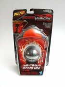 Nerf Firevision Hyper Bounce Ball And Red Firevision Frames New In Package