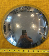 Large Truck Chrome Hubcap Center Cap 12 5/8andrdquo Side To Side