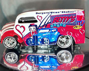 Hot Wheels Dairy Delivery, Betty Boop, 24 Hour Diner, Real Riders, It's A Custom
