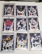 2011-12 Artifacts Splendor The Cup 32 Cards Dual Patch Tag /5 Black Sp Rare