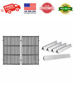 Grill Grates 7524 Flavorizer Bars 7620 For Weber Genesis 300 Series...gas Grill