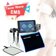 Newest 3in1 Tecar Cet Ret Pain Reduction Ed Treatment Ems Muscle Stimulator
