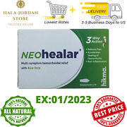 12x Neo Healar Natural100 Proven Hemorrhoids Cure Treatmentrest{suppositories}