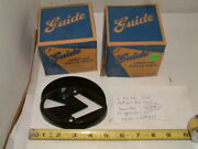 Nos Guide 922890 Right Hand Turn Signal Bezel Or Door
