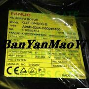 Fedex Dhl Used Fanuc A06b-2235-b5020100 Tested In Good Condition Fast Ship