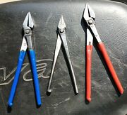 Goldsmith Tools 3 Pliers Best Quality Jewelry Repair Work Use